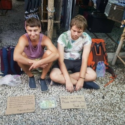 East Euro tourists charged for begging, at it again in Patong… and Krabi – Global Travel Gypsy