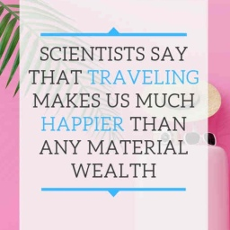 Scientists Say That Traveling Makes Us Much Happier Than Any Material Wealth! – Global Travel Gypsy
